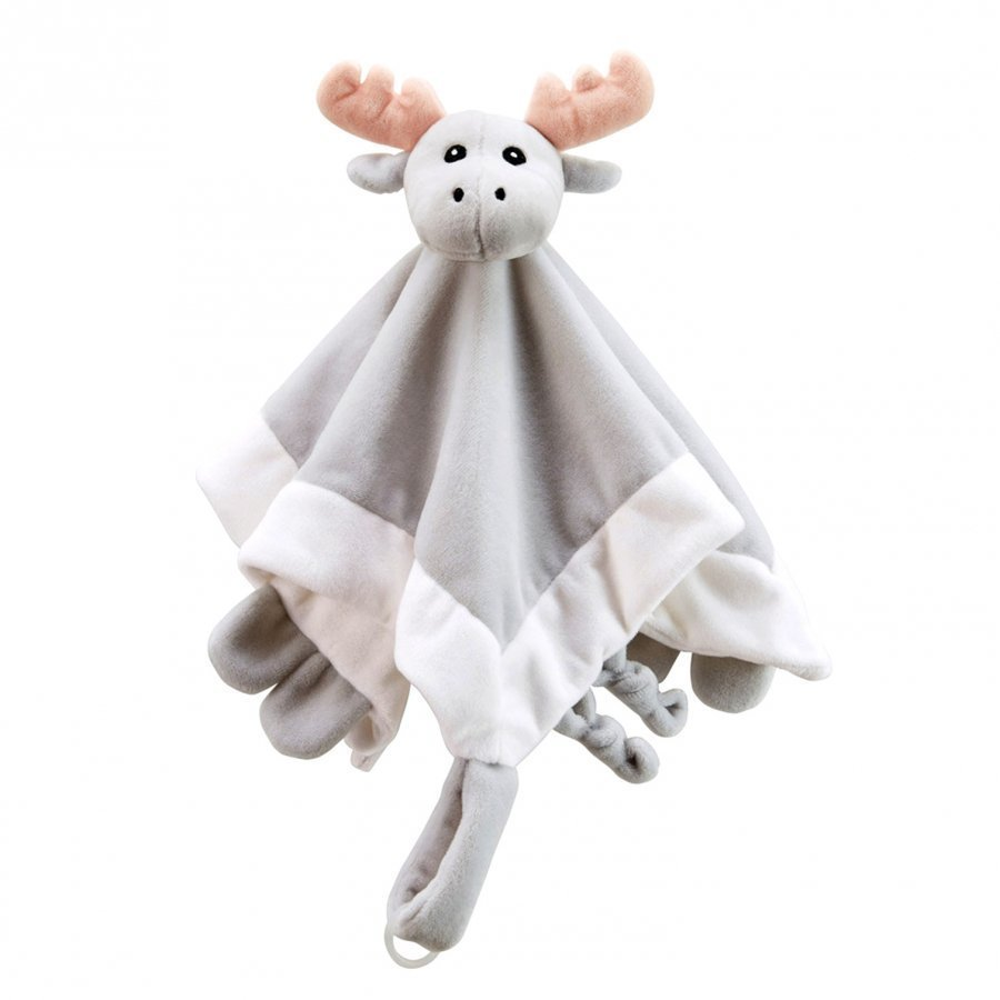 Kids Concept Moose Character Baby Comforter Huopa
