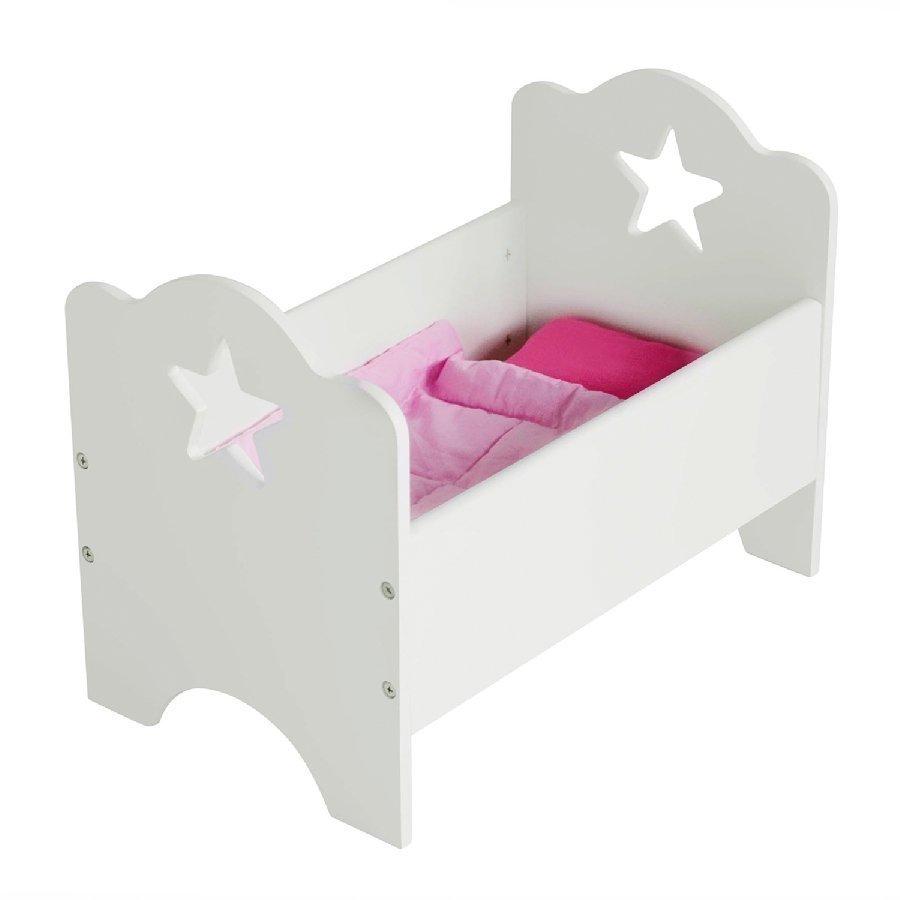 Kids Concept Nukensänky Star Valkoinen