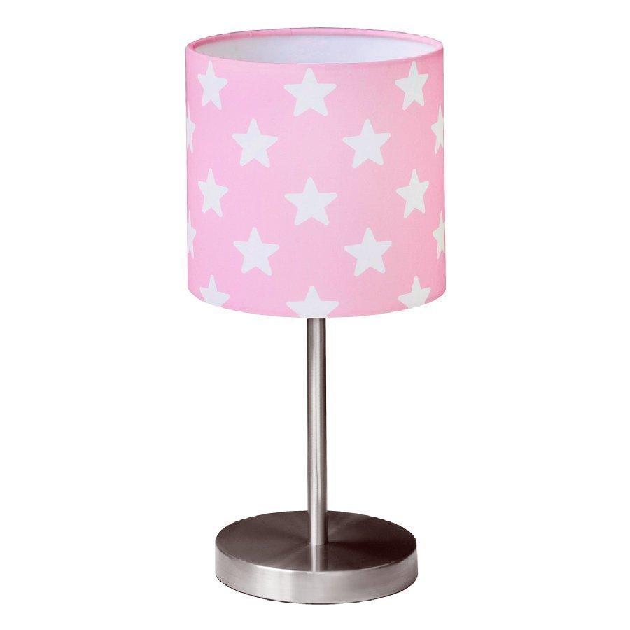 Kids Concept Pöytälamppu Star Vaaleanpunainen