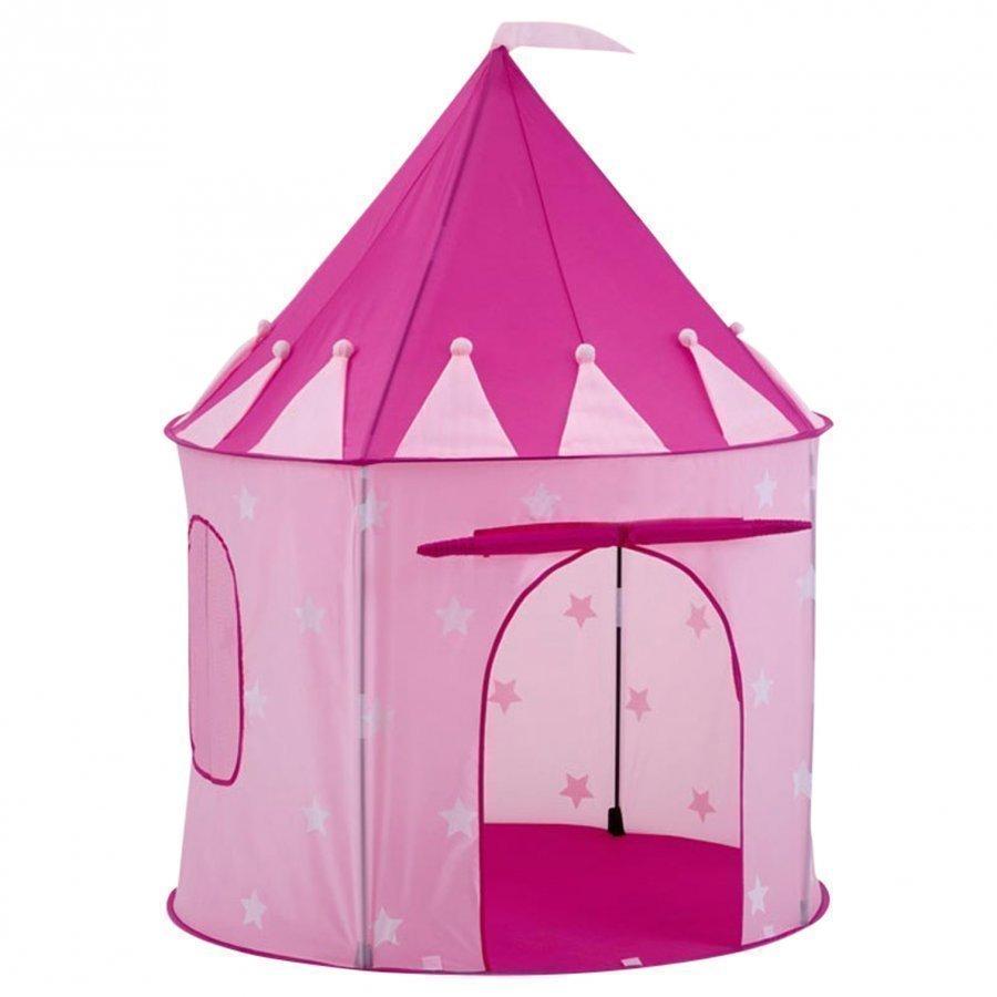 Kids Concept Play Tent Star Pink Aktiviteettilelu