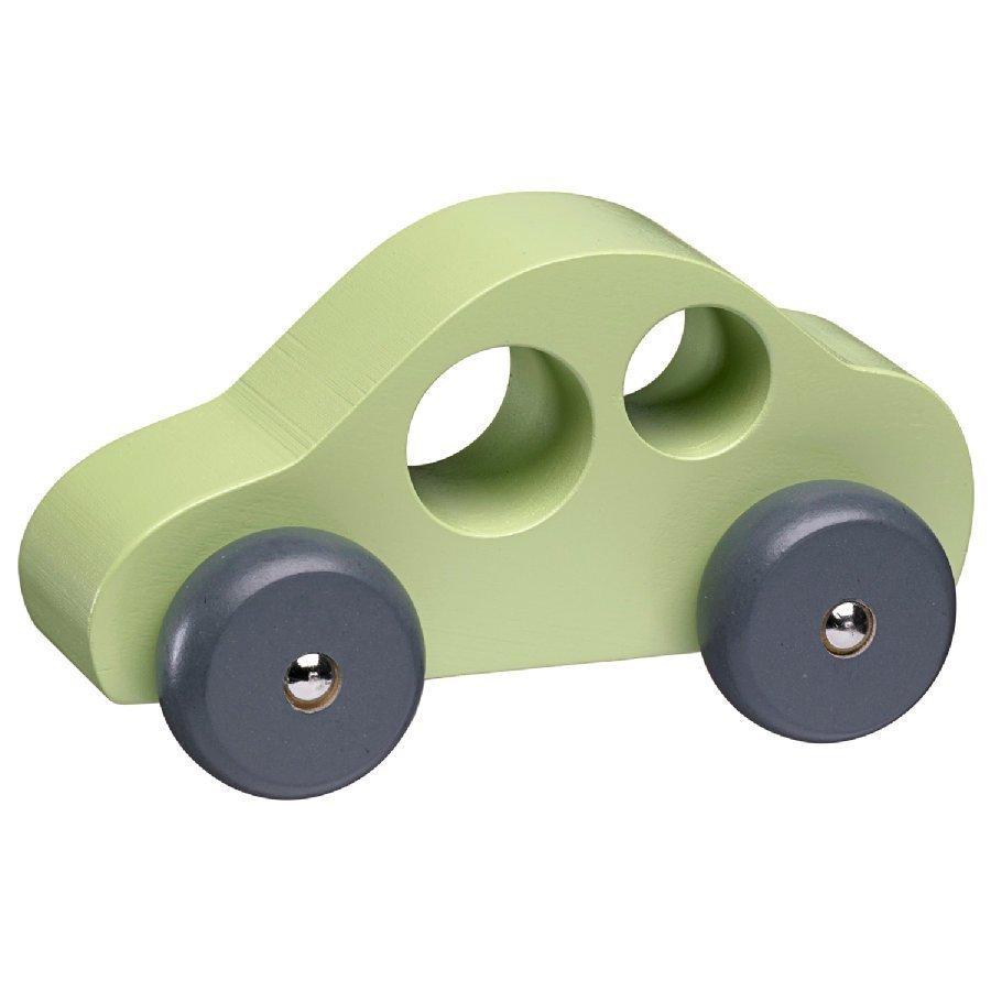 Kids Concept Puuautot Star 3 Kpl Vihreä