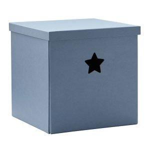 Kids Concept Säilytyslaatikko Sininen