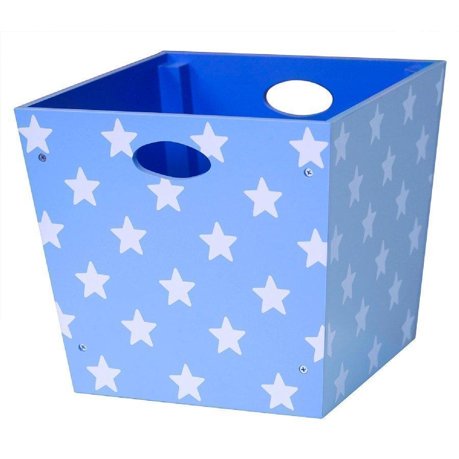 Kids Concept Säilytyslaatikko Star Sininen