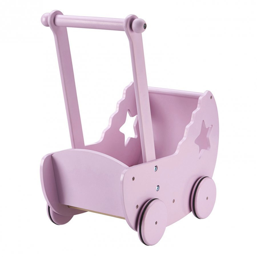 Kids Concept Star Doll Pram With Bed Pink Nuken Lisätuote