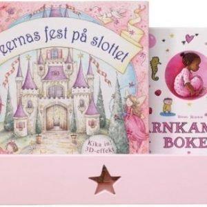 Kids Concept Star Kirjateline Roosa