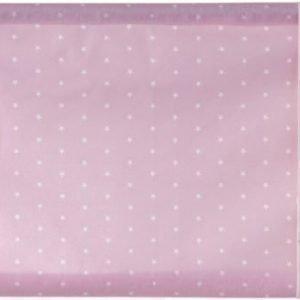 Kids Concept Star Laskosverho 140x100 cm Vaaleanpunainen