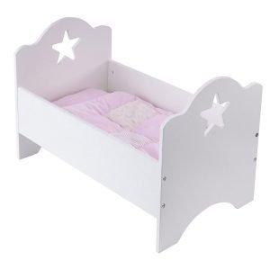 Kids Concept Star Nukensänky Valkoinen
