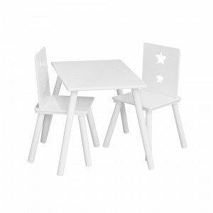 Kids Concept Star Pöytä Valkoinen