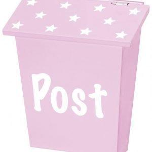 Kids Concept Star Postilaatikko Vaaleanpunainen