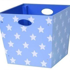 Kids Concept Star Säilytyslaatikko Sininen