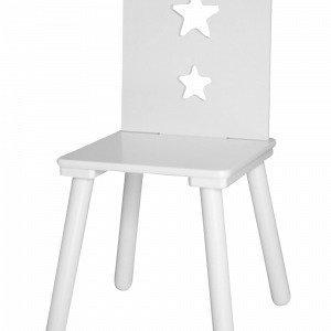 Kids Concept Star Tuoli Valkoinen