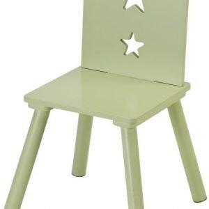 Kids Concept Star Tuoli Vihreä