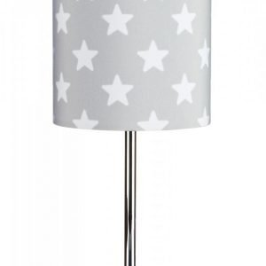 Kids Concept Table Lamp Star Grey Pöytävalaisin