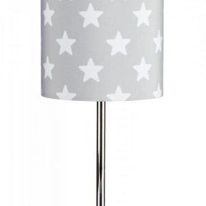 Kids Concept Table Lamp Star Grey Pöytävalaisin