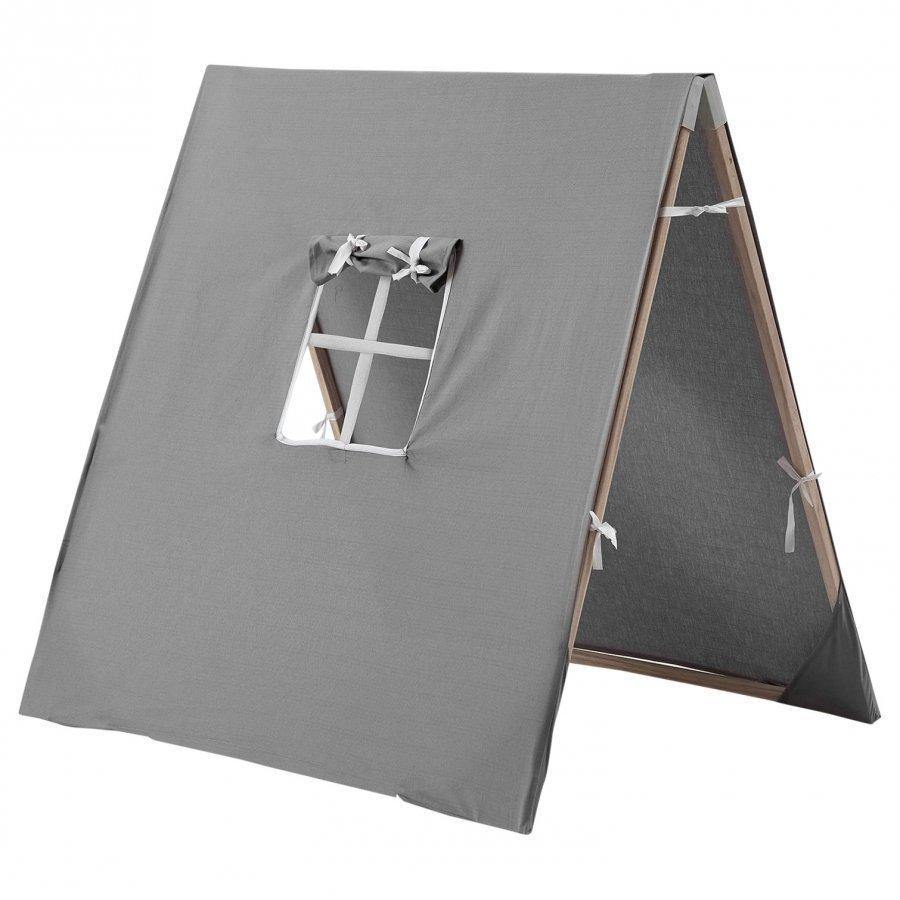 Kids Concept Tent X Grey Leikkiteltta