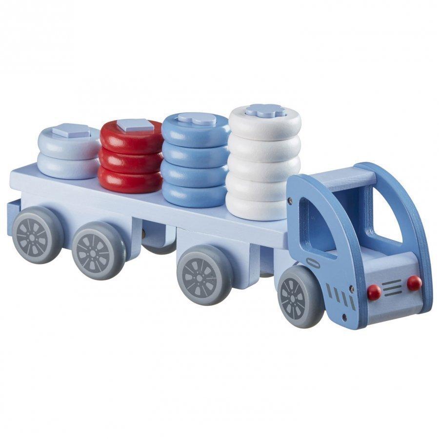 Kids Concept Truck Sorting Blue Opetuspeli