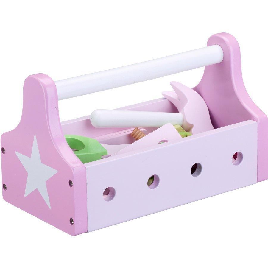 Kids Concept Työkalupakki Star Vaaleanpunainen