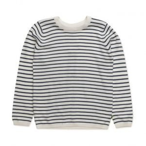 Kids-Up Running Knit Pullover L/S