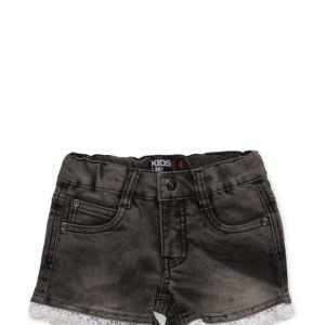 Kids-Up Snail Denim Shorts