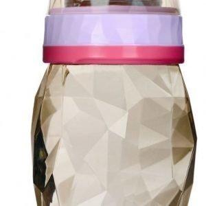 Kidsme Diamond Wide Neck Tuttipullo 240 ml Lavender