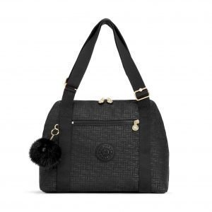 Kipling Little Pumpkin Vauvalaukku Black Pylon Emb