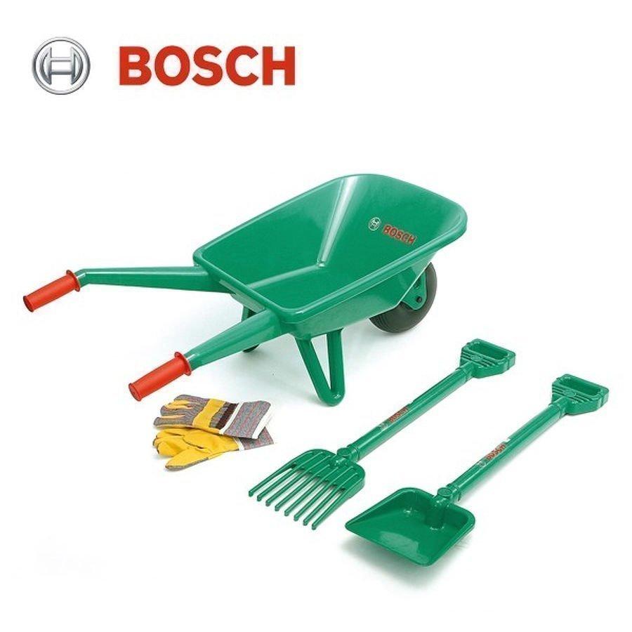 Klein Bosch Lelupuutarhasetti Kottikärryillä