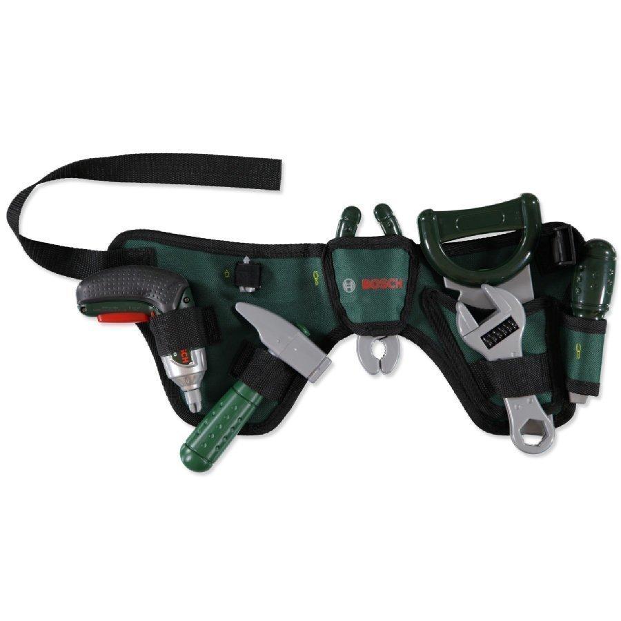 Klein Bosch Mini Työkaluvyö + Ixolino Ruuvinväännin