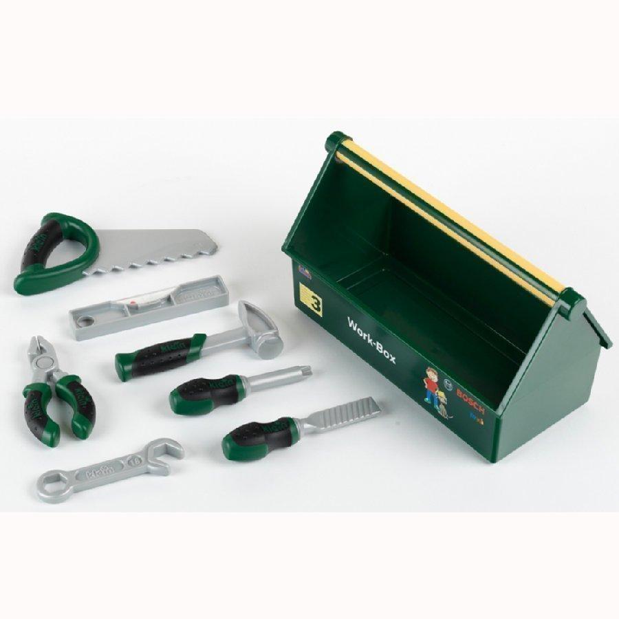 Klein Bosch Työkalupakki