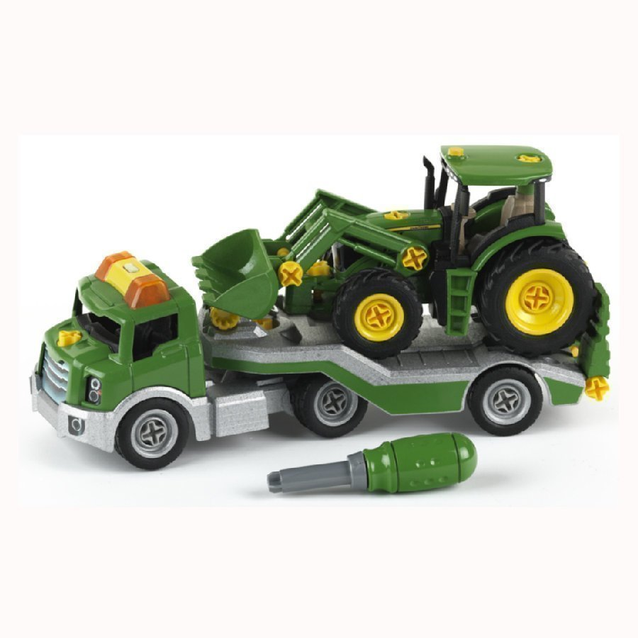 Klein John Deere Lava Auto Ja Traktori