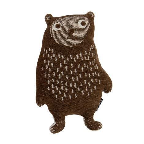 Klippan Yllefabrik Little Bear Pehmolelu Ruskea