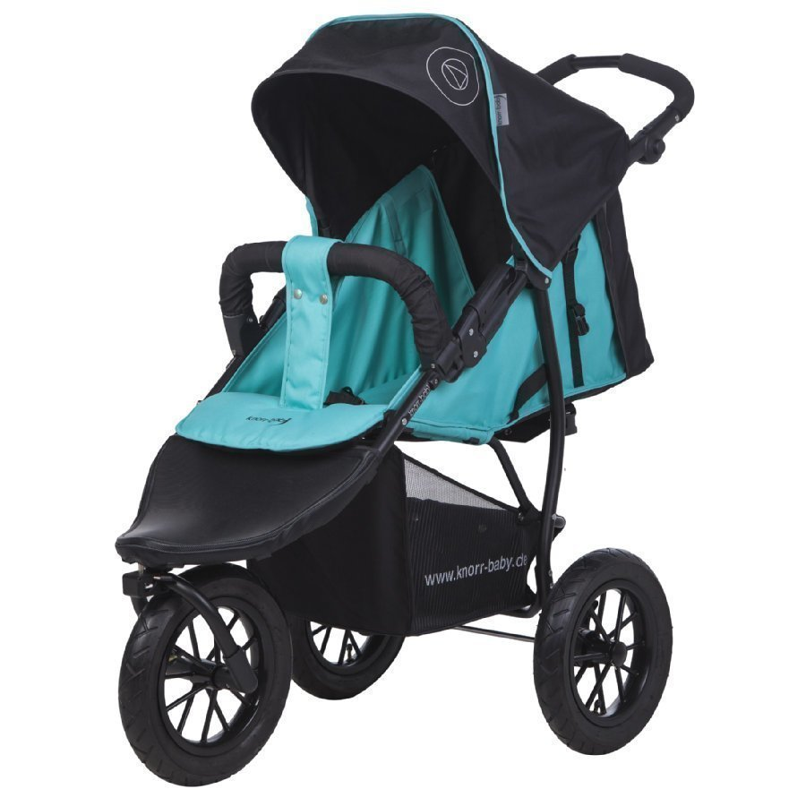 Knorr Baby Joggy S Happy Colour Sininen Matkarattaat