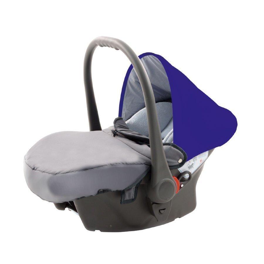 Knorr Baby Voletto Sport Harmaa Sininen Turvakaukalo