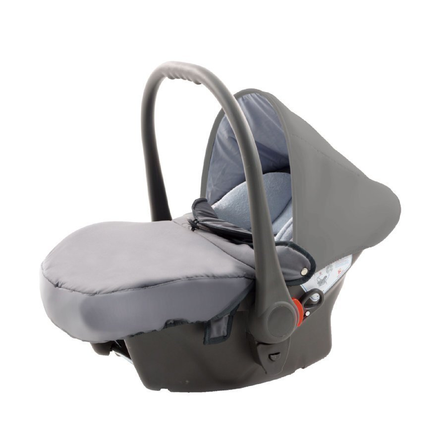 Knorr Baby Voletto Sport Harmaa Turvakaukalo