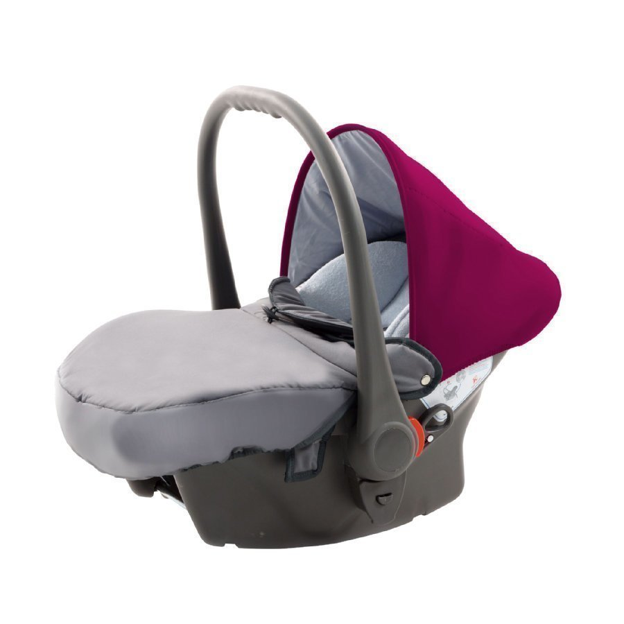 Knorr Baby Voletto Sport Musta Pinkki Turvakaukalo