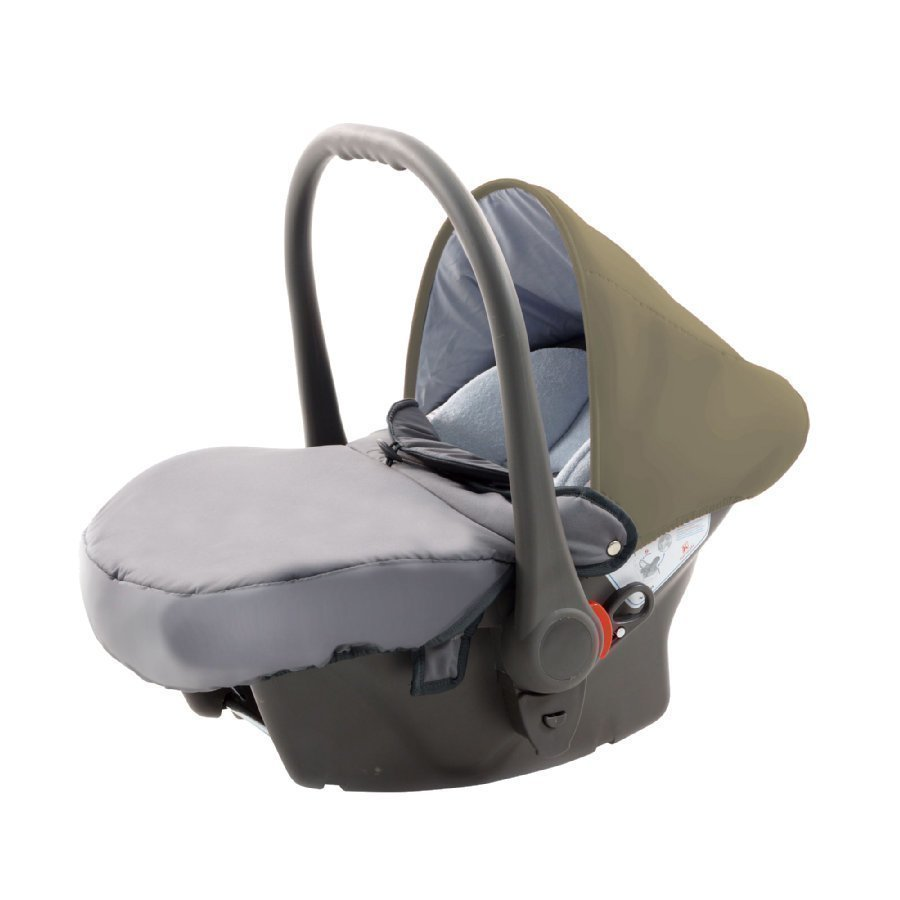 Knorr Baby Voletto Sport Musta Ruskea Turvakaukalo