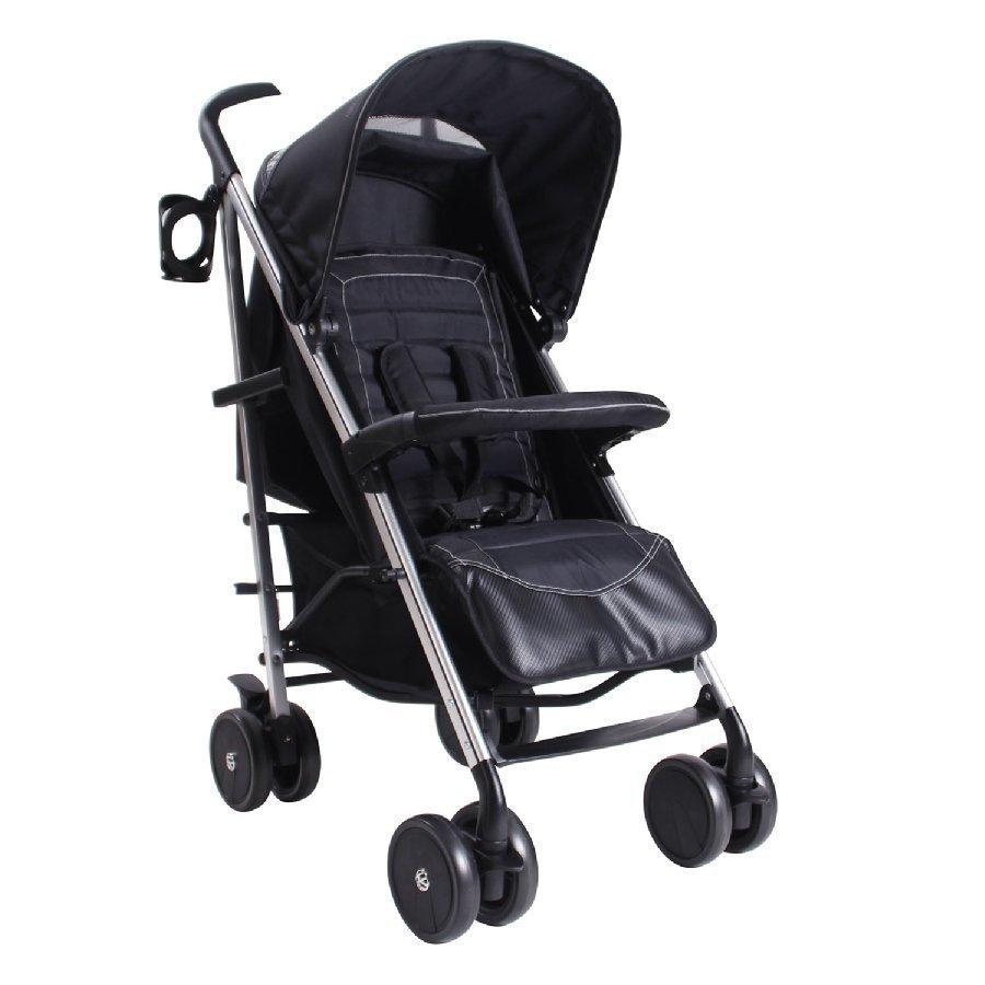 Knorr Baby Volkswagen Golf Musta Matkarattaat