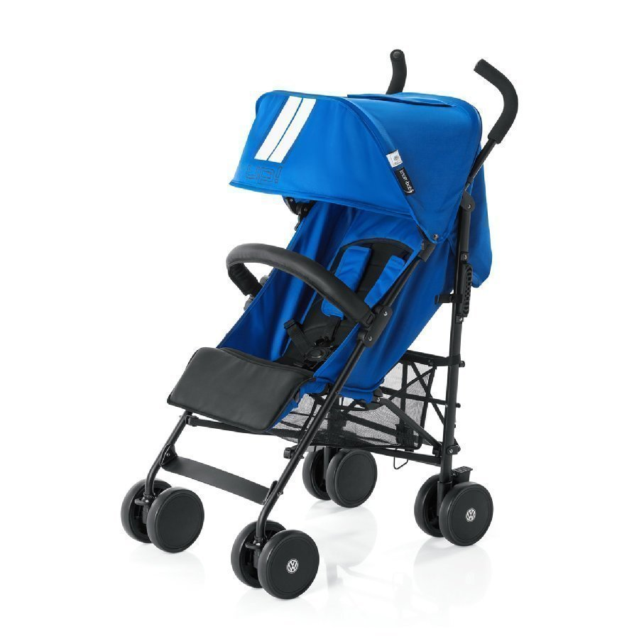 Knorr Baby Volkswagen Up! Sininen Matkarattaat