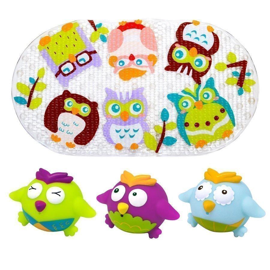 Knorr Toys Escabbo Kylpymatto Birdy