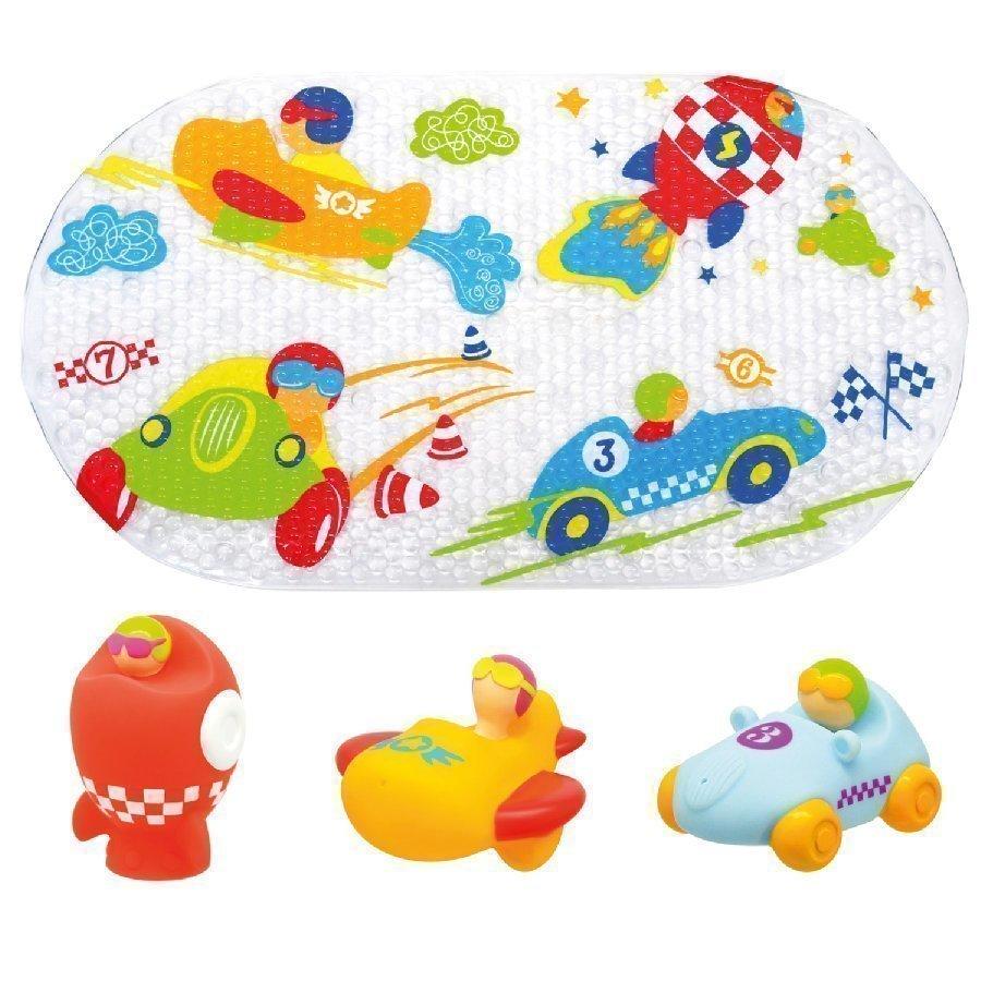 Knorr Toys Escabbo Kylpymattosetti Vroom