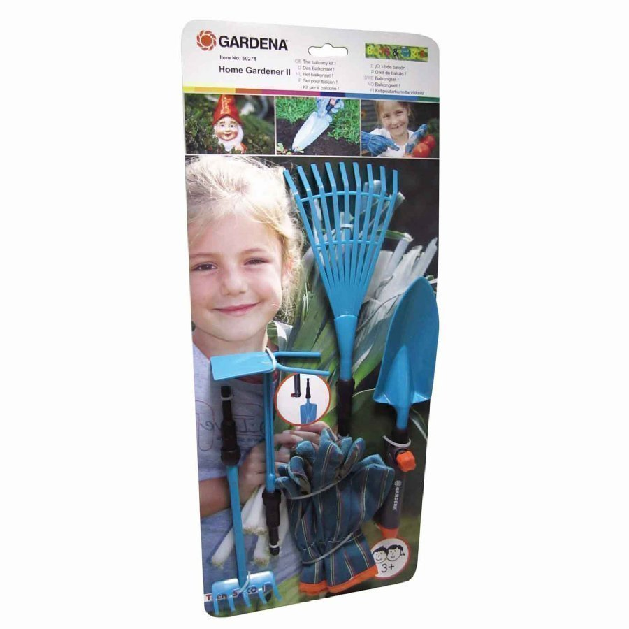 Knorr Toys Gardena Puutarhasetti Ii