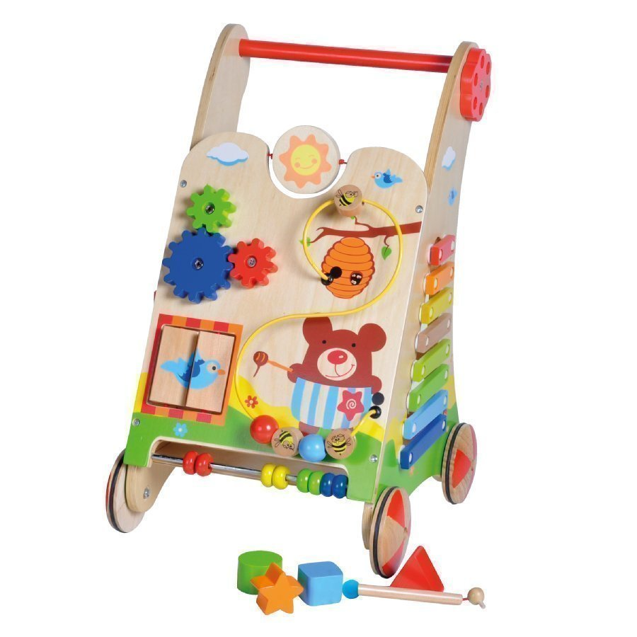Knorr Toys Kävelytuki Nalle