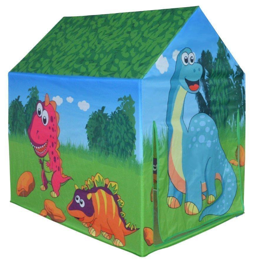 Knorr Toys Leikkiteltta Dinosaurusten Koti