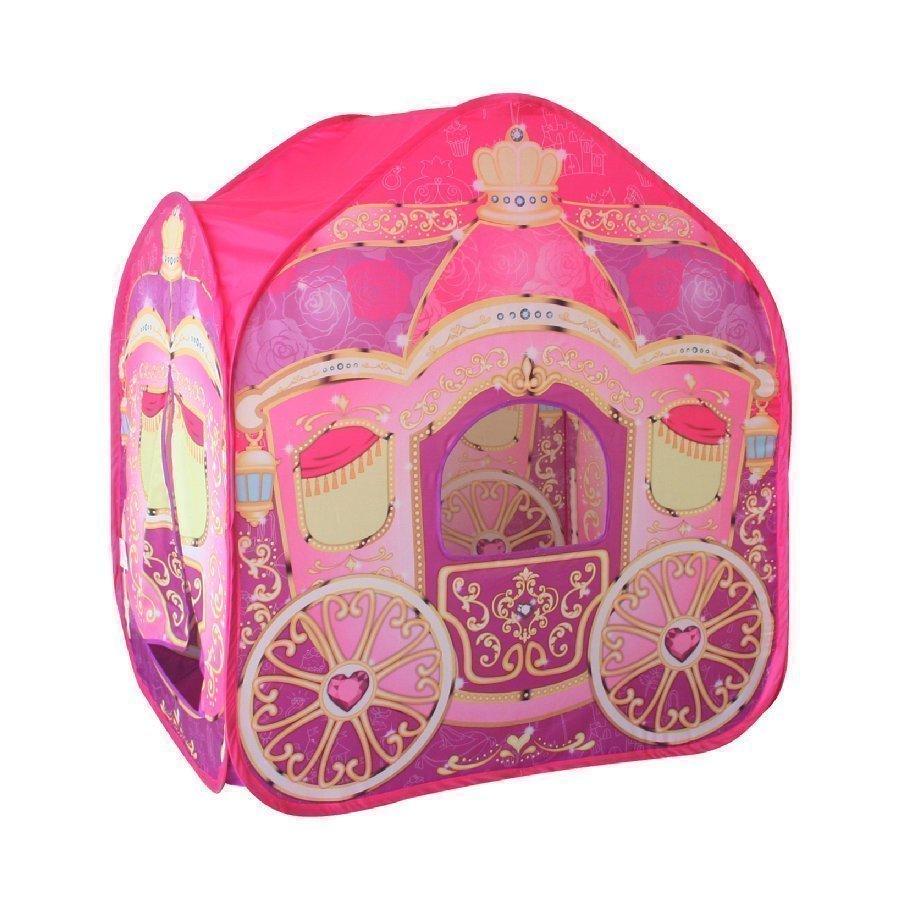 Knorr Toys Leikkiteltta Prinsessa Charlotten Hevosvaunut