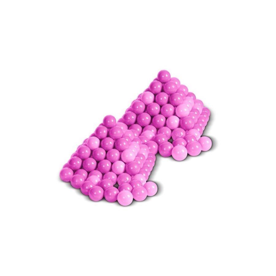 Knorr Toys Pallosetti 100 Kpl Pinkki / Vaaleanpunainen
