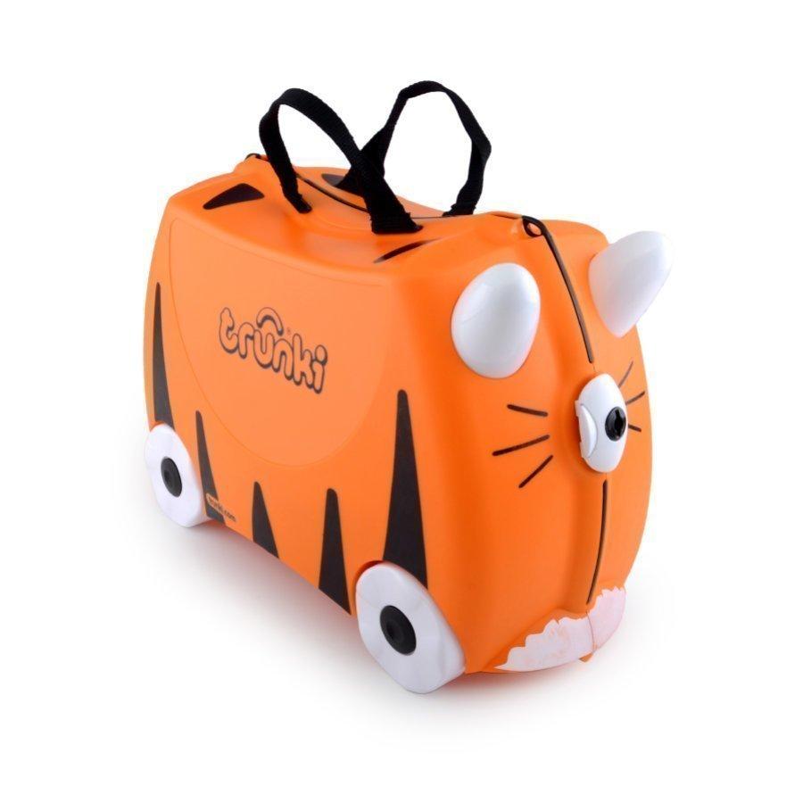 Knorr Toys Trunki Matkalaukku Tipu Tiger