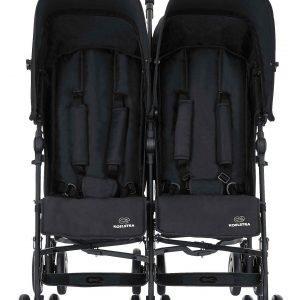 Koelstra Simba Twin T4 Matkarattaat Black