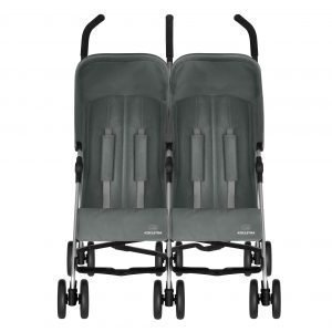 Koelstra Simba Twin T4 Matkarattaat Grey