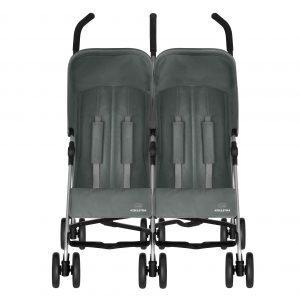 Koelstra Simba Twin T4 Matkarattaat Grey