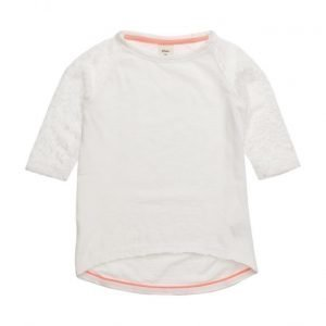 Koin Lace Tee L/S