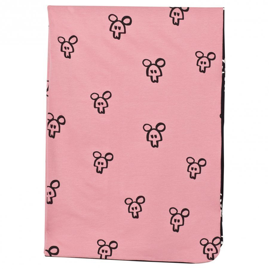 Koolabah Pink Mouse In Da House Blanket Huopa